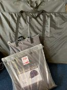 One Outwell, One Vango One Outdoor Revolution Kitchen Tables and Two Vango Storage Organisers (