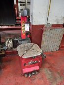 Semi-automatic LC1885 tyre changer Serial no. 809010231 (2009)