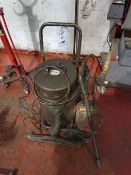 Kerstar KV30A6 industrial wet/dry vacuum cleaner and a jet washer