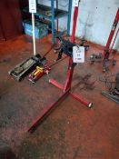 T23401 heavy duty engine stand