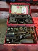 2 Front and rear axle tool kits