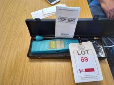 Indi-Cat catalytic efficiency indicator