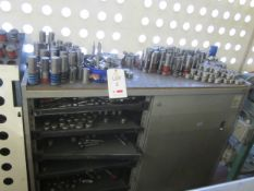Large quantity of assorted CNC turret punch tooling to include: - Small Station Thin style
