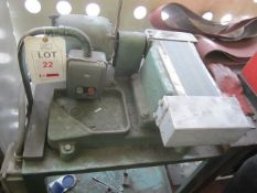 Unnamed 100mm bench top belt linisher