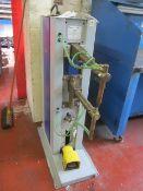 PEI Point PBP 136C2 spot welder, serial no. 0109600 (2001). A work Method Statement and Risk
