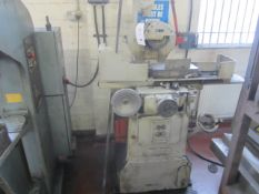 Jones & Shipman surface grinder, PH3, size A202, no. 57K784, speed 2850, manual operated 3 axis