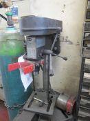 Performance Power PP2505 BD bench top pillar drill, serial no. 10550901 (2001)