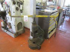 Norton 6ADE fly press, no. 032