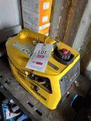 Champion 82001i-DF-UK dual fuel inverter generator, serial number 20DEC0801654 *This lot is