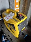 Champion 82001i-DF-UK dual fuel inverter generator, serial number 20DEC0801697 *This lot is
