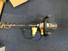 Evolution Twister Professional Variable Speed Mixer* This lot is located at Unit 15, Horizon