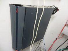 Avaya IP Office 500 telephone control unit c/w Nine Avaya 1408D02A-003 700469851 IP phones * This
