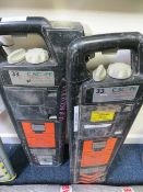 Two C.Scope 33KHz Cable Avoidance Tool * This lot is located at Unit 15, Horizon Business Centre,