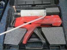 Fisher Glue Gun * This lot is located at Unit 15, Horizon Business Centre, Alder Close, Veridion