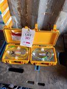 2 x Model FTB-720-12CD-23B-EI-EA *This lot is located at Gibbard Transport, Fleet Street Corringham,