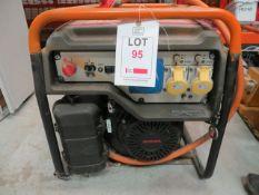 Honda EG 4500CL petrol generator (2012)* This lot is located at Unit 15, Horizon Business Centre,