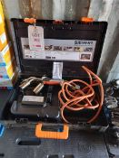 Sievert Promatic 3366 + 3370 promatic heat shrinking kit (incomplete) *This lot is located at