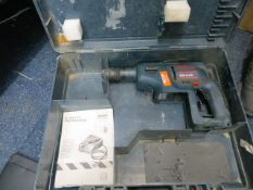 Bosch GBH 24 VFR cordless hammer drill no charger or batteries* This lot is located at Unit 15,