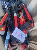 Six Win Tech Aspro Lifejackets c/w AIS *This lot is located at Gibbard Transport, Fleet Street