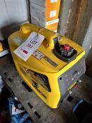 Champion 82001i-DF-UK dual fuel inverter generator, serial number 20DEC0801695 *This lot is