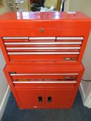 Ball Bearing Tool Chest* This lot is located at Unit 15, Horizon Business Centre, Alder Close,