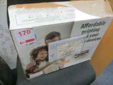 HP Deskjet 2620 printer* This lot is located at Unit 15, Horizon Business Centre, Alder Close,