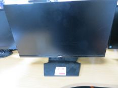 """Three Dell SE2219H & Two AOC E2250SWN 22"""" computer screens* This lot is located at Unit 15,"""