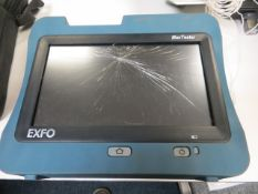 EXFO Max Tester MAX-720C-SM1-E1 Meter (broken screen)* This lot is located at Unit 15, Horizon