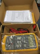 Two Fluke 717 pressure calibrators * This lot is located at Unit 15, Horizon Business Centre,