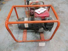 Honda GX120 & Honda EG2200 petrol generators * This lot is located at Unit 15, Horizon Business