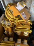 Five 110v Splitter boxes *This lot is located at Gibbard Transport, Fleet Street Corringham, Essex