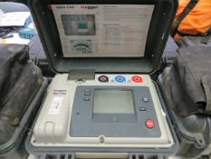 Megger MIT 510 5kv insulation tester * This lot is located at Unit 15, Horizon Business Centre,