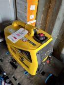 Champion 82001i-DF-UK dual fuel inverter generator, serial number 20DEC0801696 *This lot is