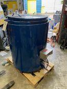 Bitchemen pot unused max pressure 1.5 BAR (22PSI) * This lot is located at Unit 15, Horizon Business