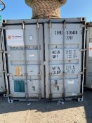 Civet 20' Shipping Container (2007) s/n CHN/CCSDL002/2007 *This lot is located at Gibbard Transport,