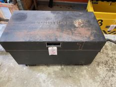 Sentribox site Safe Storage Box (suitable for spares and repairs) * This lot is located at Unit