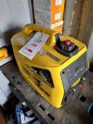 Champion 82001i-DF-UK dual fuel inverter generator, serial number 20DEC0801692 *This lot is