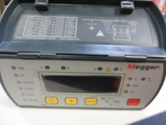 Meggar DLRO 10 low resistance ohm meter * This lot is located at Unit 15, Horizon Business Centre,