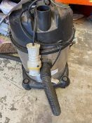 Unnamed 110v vacuum cleaner * This lot is located at Unit 15, Horizon Business Centre, Alder