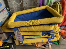 Five plant nappy spill kits 70cmx50cm *This lot is located at Gibbard Transport, Fleet Street