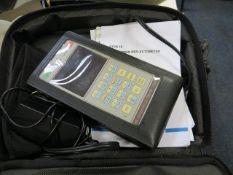 Glektronika ETDR 10 (TDR) reflectorometer testing kit * This lot is located at Unit 15, Horizon