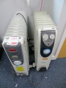 Two oil filled radiators* This lot is located at Unit 15, Horizon Business Centre, Alder Close,