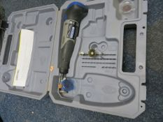 Dremel Model 800 Multitool in case (no charger) * This lot is located at Unit 15, Horizon Business