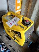 Champion 82001i-DF-UK dual fuel inverter generator, serial number 20DEC0801698 *This lot is