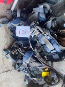 Approx. 20 various climbing harnesses to include Exofit, Miller Revolution, Arcopro, Skylotec &