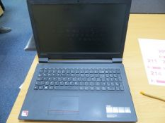 """Lenovo V110 AMD 15"""" Laptop and a Lenovo Core i5 13"""" Laptop* This lot is located at Unit 15,"""