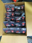 Box containing 10 unused & packaged JSP SNR 36 ear defenders* This lot is located at Unit 15,