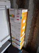 7 x boxes of BetaFit safety eyewear glasses (10 per box) *This lot is located at Gibbard