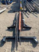 Sealy SG1000 portable adjustable gantry Crane (2017). *N.B. This lot has no record of Thorough