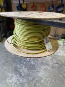 Reel of earthing cable * This lot is located at Unit 15, Horizon Business Centre, Alder Close,
